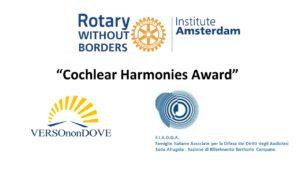 Cochlear Harmonies Award
